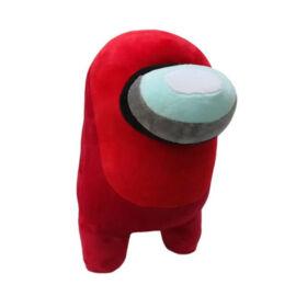 Among Us plüss figura - Piros színben