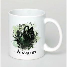 A Gyűrűk Ura bögre - Aragorn