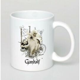 A Gyűrűk Ura bögre - Gandalf