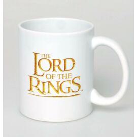 A Gyűrűk Ura bögre - Logó