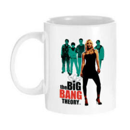 Agymenők bögre - The Big Bang Theory