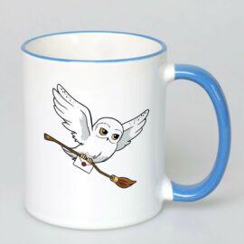 Harry Potter bögre - Hedvig - Flight Blue