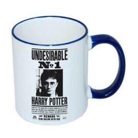 Harry Potter bögre - Újság Blue