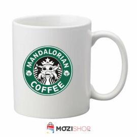 Mandalorian Coffee bögre