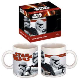 Star Wars: Az ébredő Erő rohamosztagos porcelán bögre