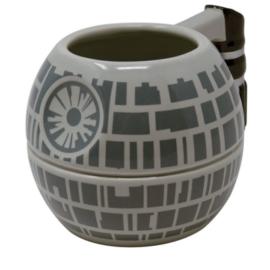 Star Wars Halálcsillag 3D bögre