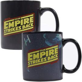 Star Wars hőre változó bögre - A Birodalom visszavág