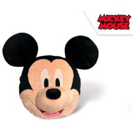 Mickey egér plüss figura, párna fej 3D