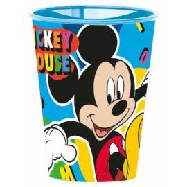 Mickey Egér műanyag pohár