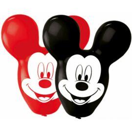 Disney Mickey egér léggömb, lufi 4 darabos csomag
