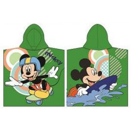 Mickey egér poncsó, törölköző