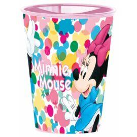 Minnie Egér műanyag pohár