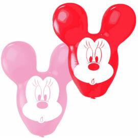 Disney Minnie egér léggömb, lufi - 4 darabos csomag