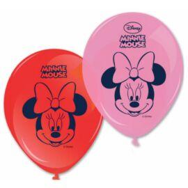 Disney Minnie egér léggömb, lufi - 8 darabos csomag