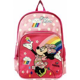 Minnie egér iskolatáska, hátizsák