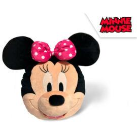Minnie egér plüss figura, párna fej 3D