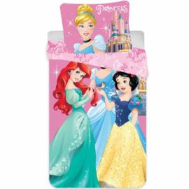 Disney Hercegnők gyerek ágyneműhuzat garnitúra