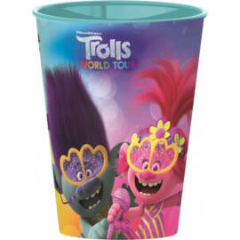 Trollok műanyag pohár