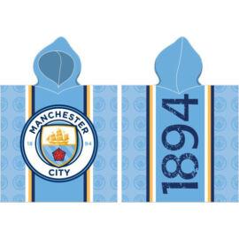 Manchester City FC poncsó törölköző - Logó