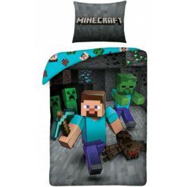 Minecraft ágyneműhuzat garnitúra