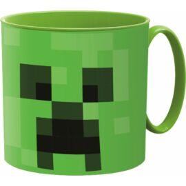 Minecraft micro bögre