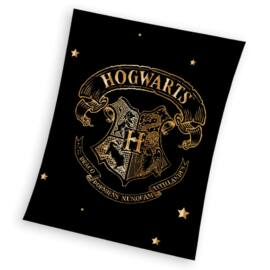 Harry Potter polár takaró, ágytakaró nagy méretben