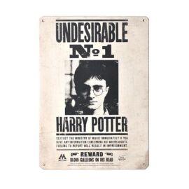 Harry Potter fém tábla, falra szerelhető