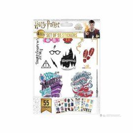 Harry Potter matrica csomag - 55 darabos