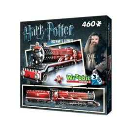 Harry Potter puzzle - Roxfort Express 3D
