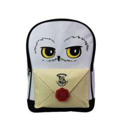 Harry Potter - Hedwig és levél formájú hátizsák