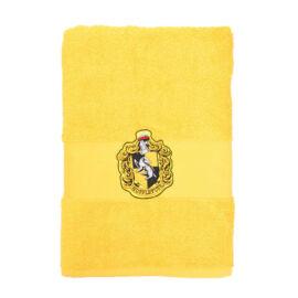 Harry Potter hímzett törölköző, fürdőlepedő - Hugrabug