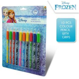 Jégvarázs színes ceruza szett puha markolattal