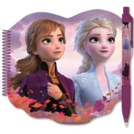 Jégvarázs toll és notesz szett