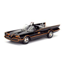 Batman 1966 Classic Batmobile modellautó 1:32