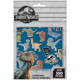 Jurassic World matrica szett - 300 darabos készlet