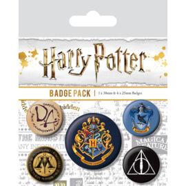 Harry Potter kitűző szett