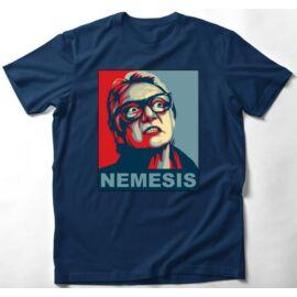 Blöff férfi rövid ujjú póló - Nemesis