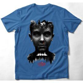 Stranger Things gyerek rövid ujjú póló - Stranger Eleven Art