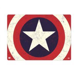 Bosszúállók Amerika Kapitány könyöklő, asztali füzetalátét