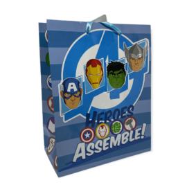 Bosszúállók ajándéktáska közepes méret - Heroes Assemble!