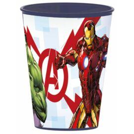 Bosszúállók műanyag pohár - 8 darabos