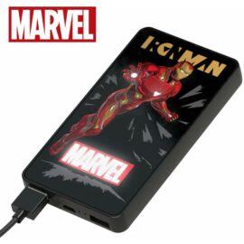 Iron Man - Vasember Power bank külső akkumulátor 6000 mAh