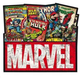 Retro Marvel egérpad - Képregények