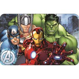 Marvel Bosszúállók tányéralátét