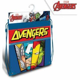 Bosszúállók tornazsák, sportzsák (Vasember, Thor, Amerika Kapitány, Hulk)
