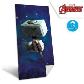 Bosszúállók törölköző, fürdőlepedő - Thor kalapácsa