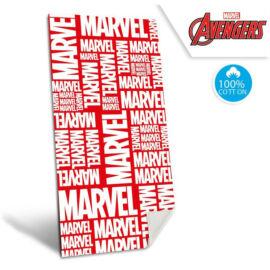 Marvel logó törölköző, fürdőlepedő