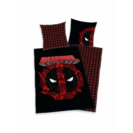 Deadpool ágyneműhuzat garnitúra