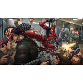 Deadpool puzzle 300 darabos - slim kivitel