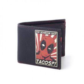 Marvel Deadpool pénztárca - Tacos